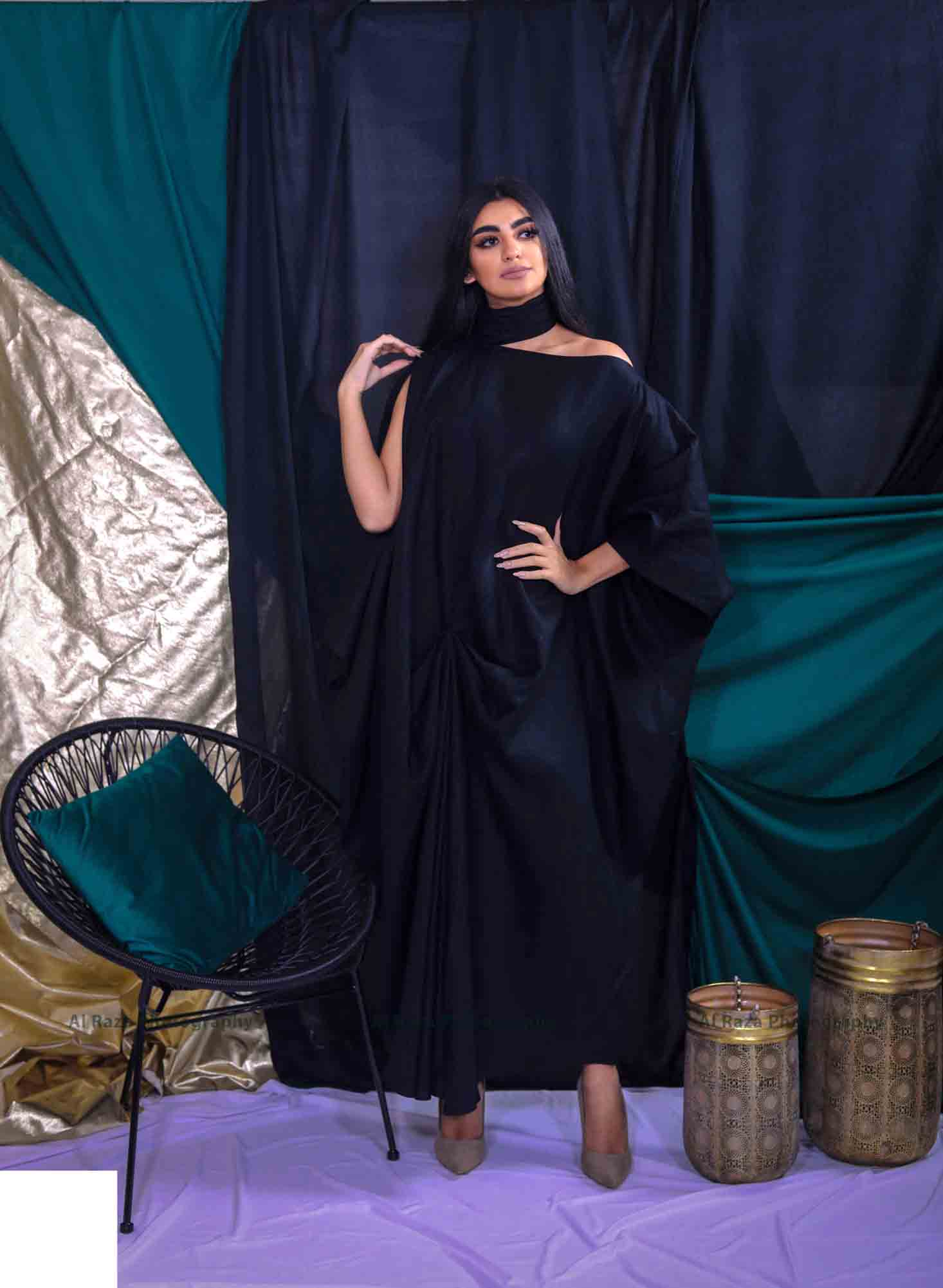 Outdoor Fashion Photography in Qatar