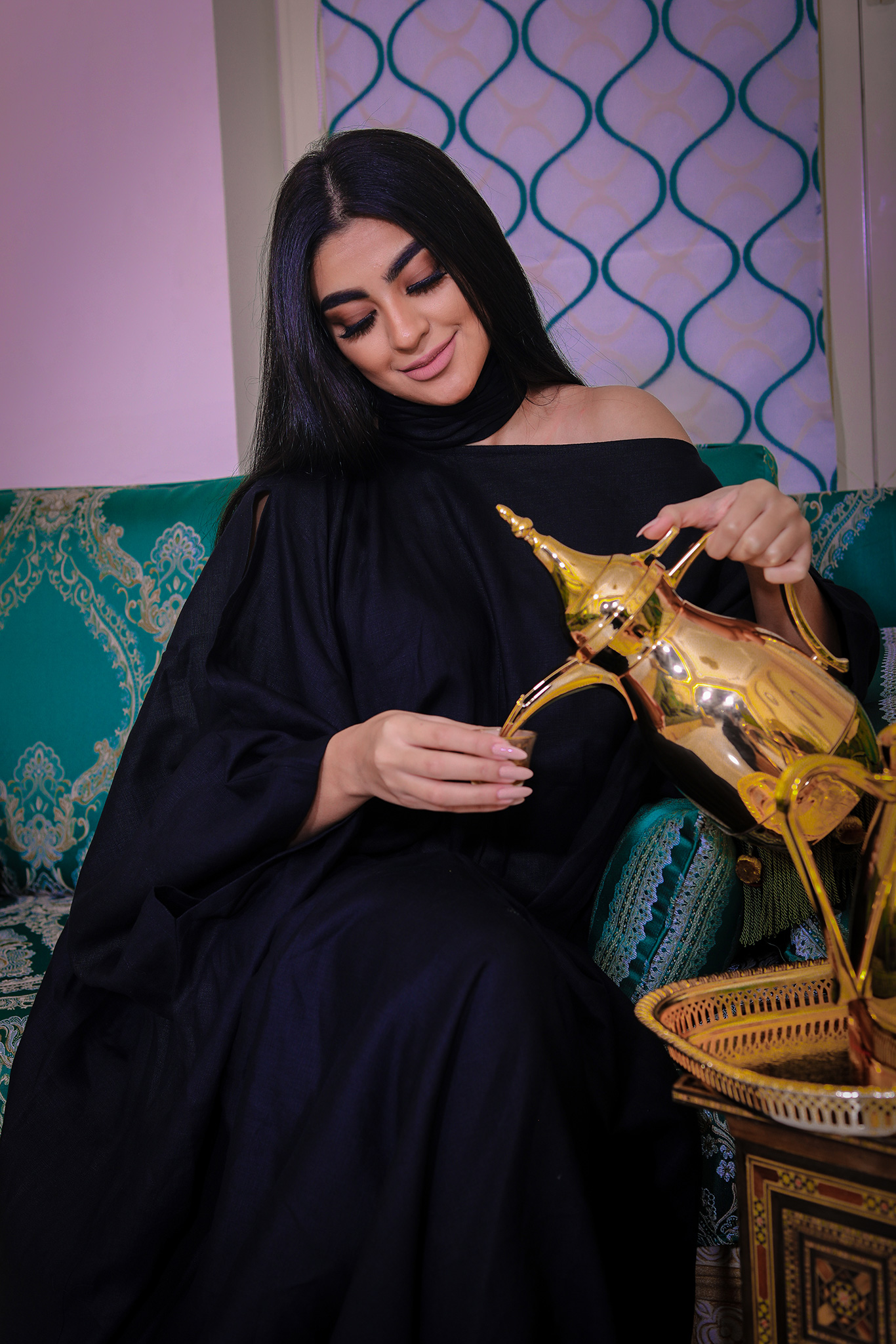 Female Photographer for Fashion Photography in Doha Qatar
