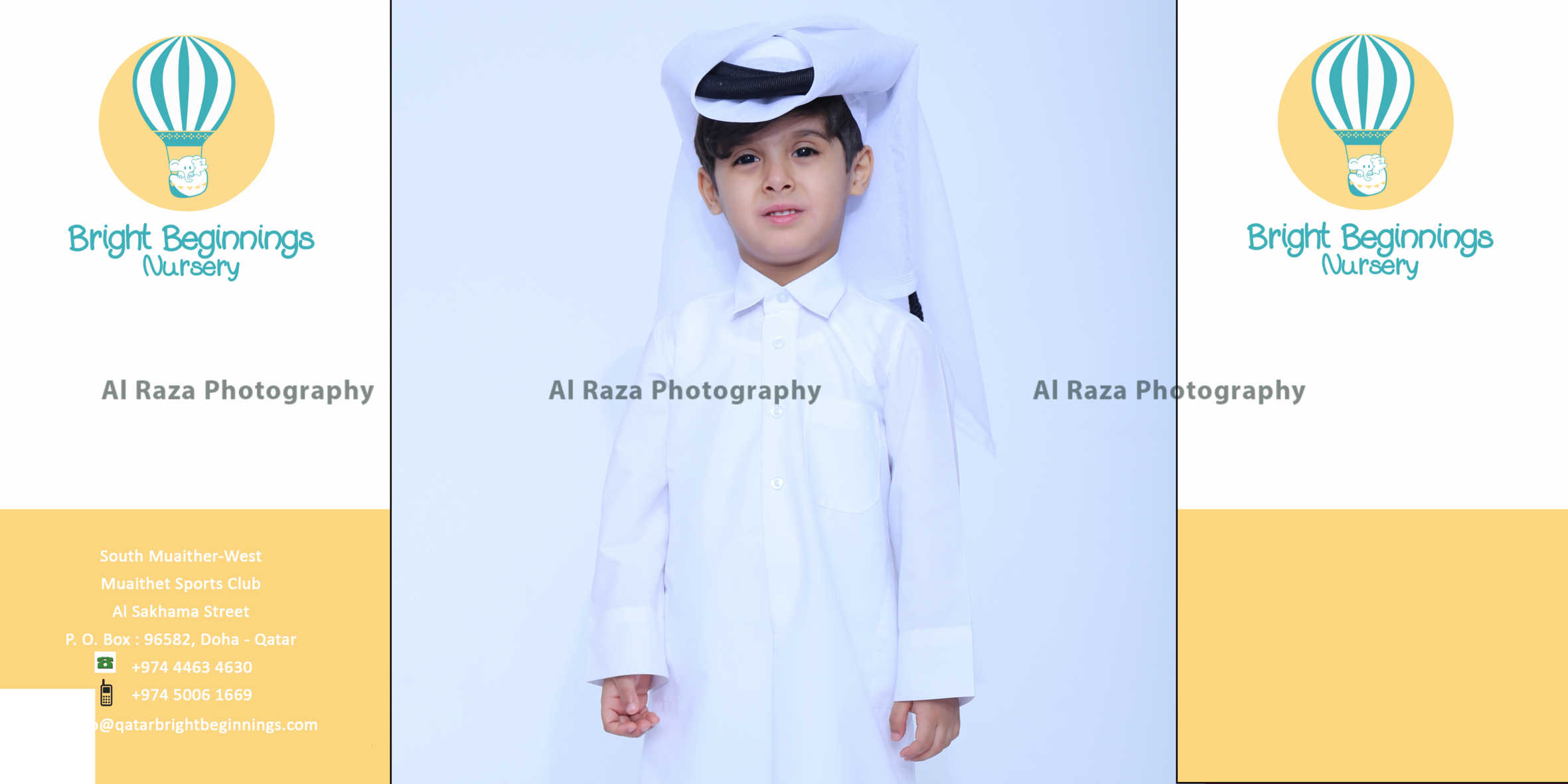 Corporate School Photography in Qatar