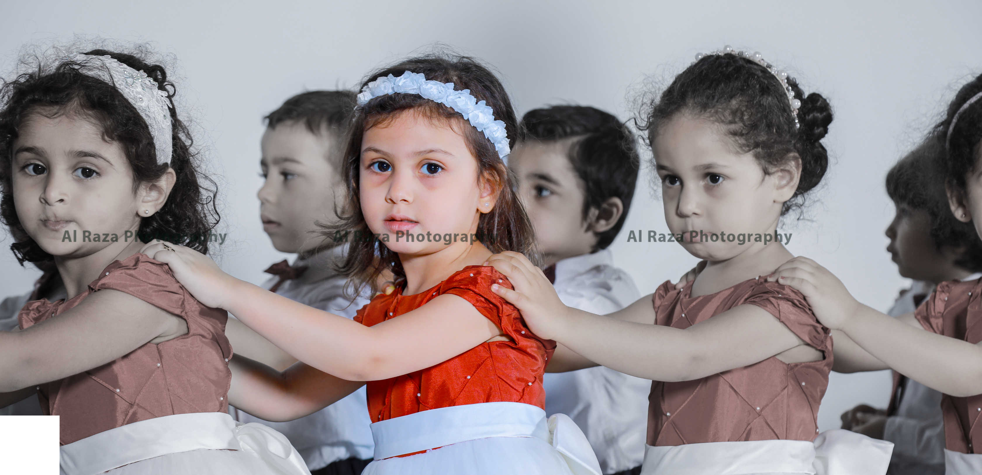 Nursery Day Photography in Qatar